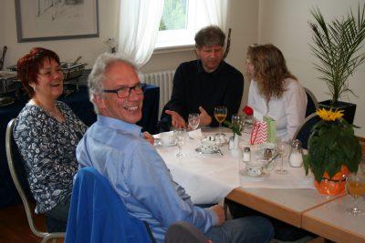 Anja Käkel, Olaf Köhne, Jochen Lody und Andrea Sauer